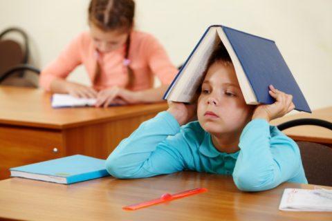 Если успеваемость вашего школьника резко ухудшилась, возможно, дело в больной щитовидке