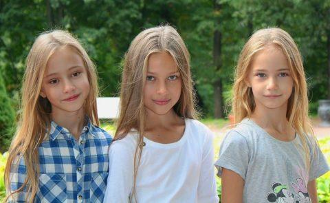 Фото. У этих девочек ТТГ в норме
