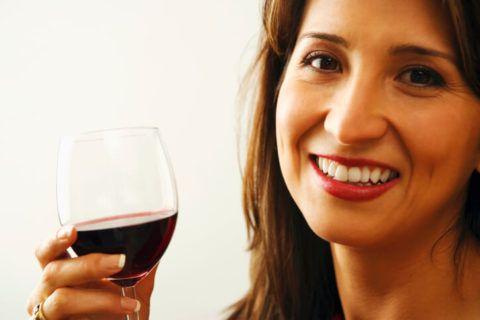 Не рекомендуется часто пить красное вино
