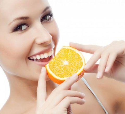 Использование лимона в отбеливании зубов