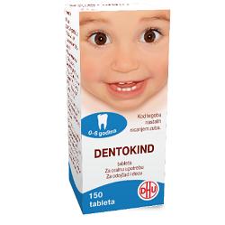Гомеопатическое средство дентокинд