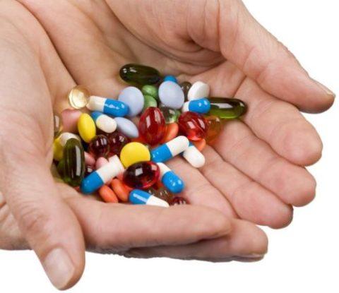 Лекарственные препараты для борьбы с токсическим диффузным зобом