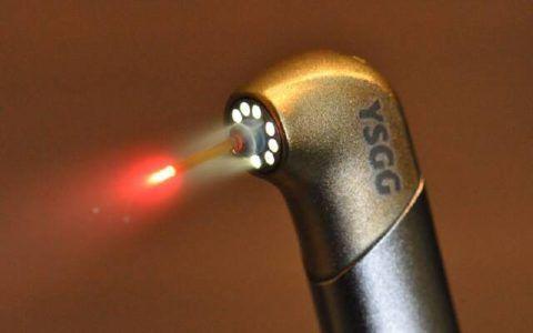 Наконечник стоматологического лазерного аппарата