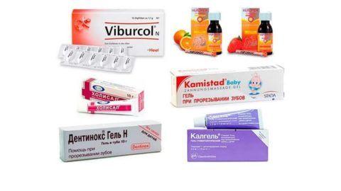 Наиболее популярные препараты