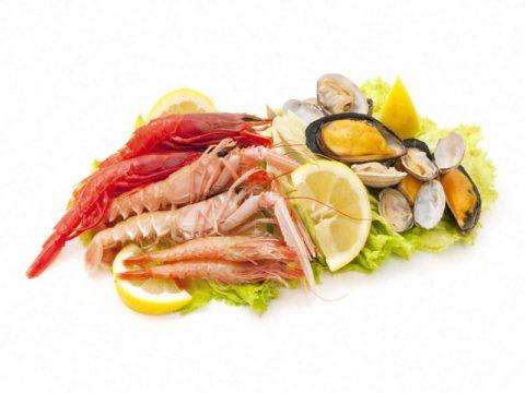 Включение в привычный рацион морепродуктов поможет бороться с йододефицитом
