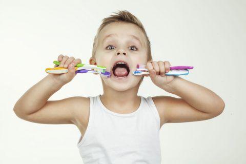 Гигиена зубной щетки