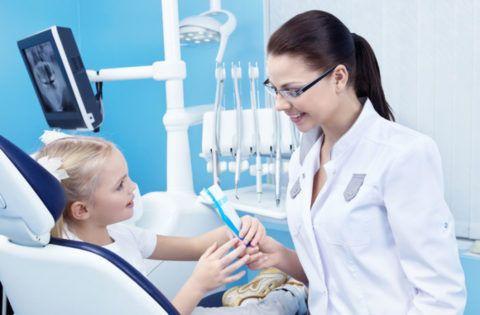 Плановое обследование у стоматолога