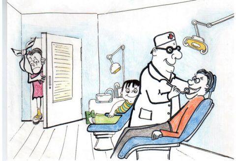 Прием у врача стоматолога зачастую вызывает волнение у пациента.
