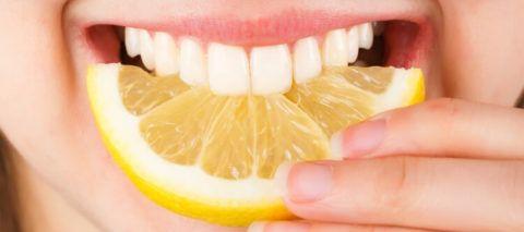 Лимонная кислота – прекрасный отбеливатель