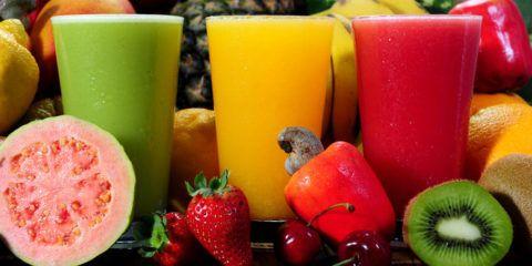 Окрашенные блюда и напитки следует потреблять с осторожностью