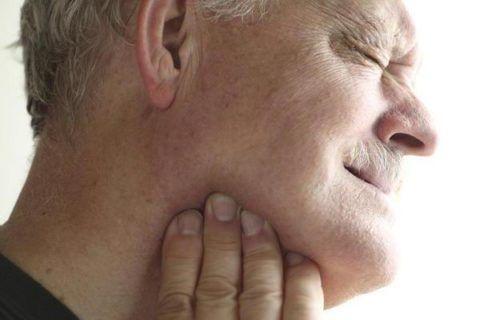 Болевой синдром при сиалодените